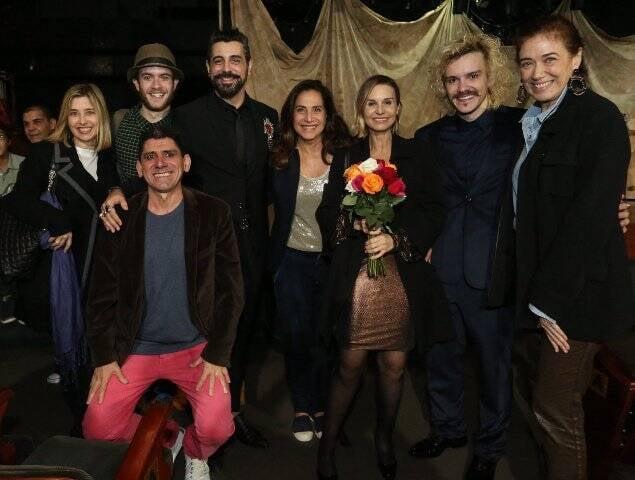 Mylena Ciribelli, Vitor Thiré, Jorge Farjalla, Totia Meirelles, Paula Murlamaqui, Yuri Ribeiro, Lilia Cabral e Jujuba