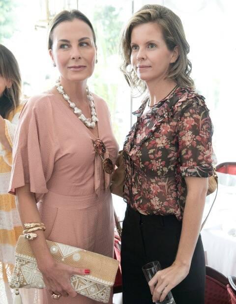 Flávia Lins e Eva Monteiro de Carvalho