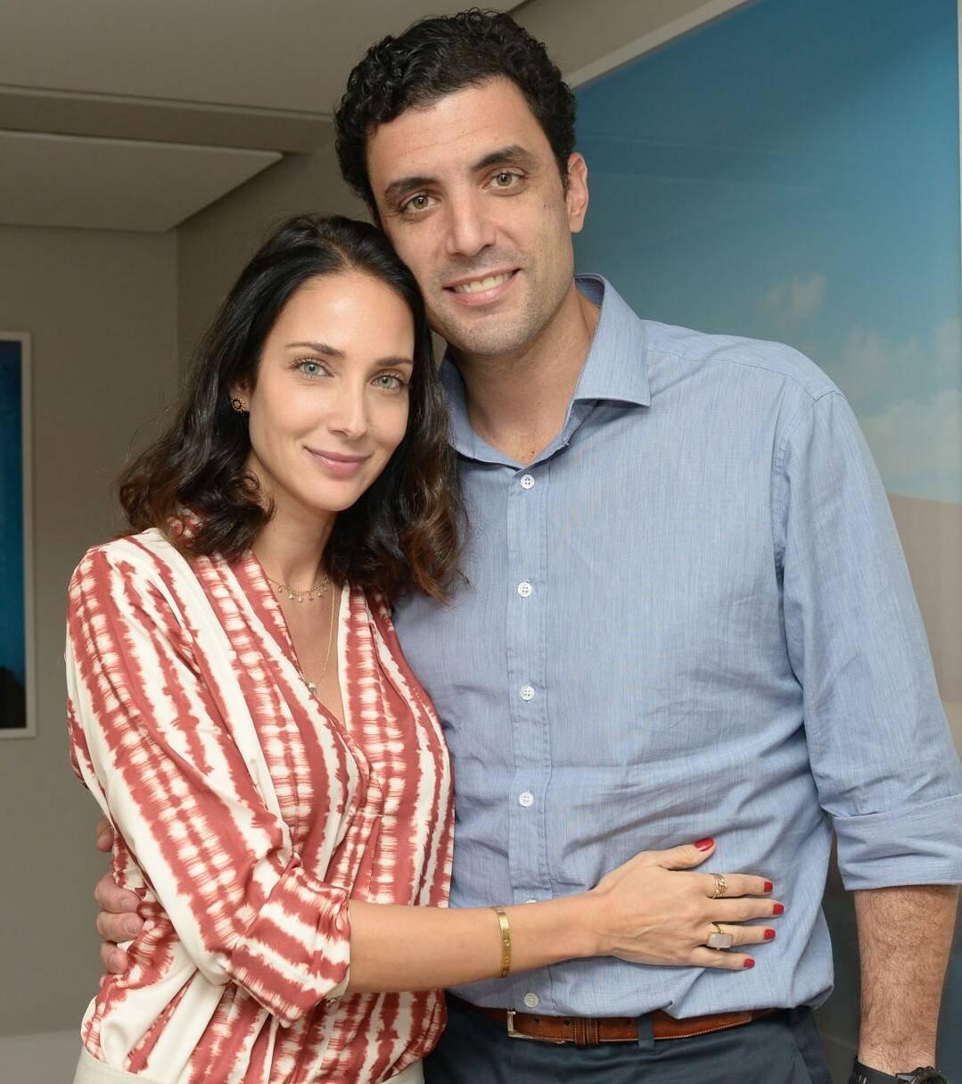 Patricia Barros e Raul Amorim /Foto: Paula Zorzi