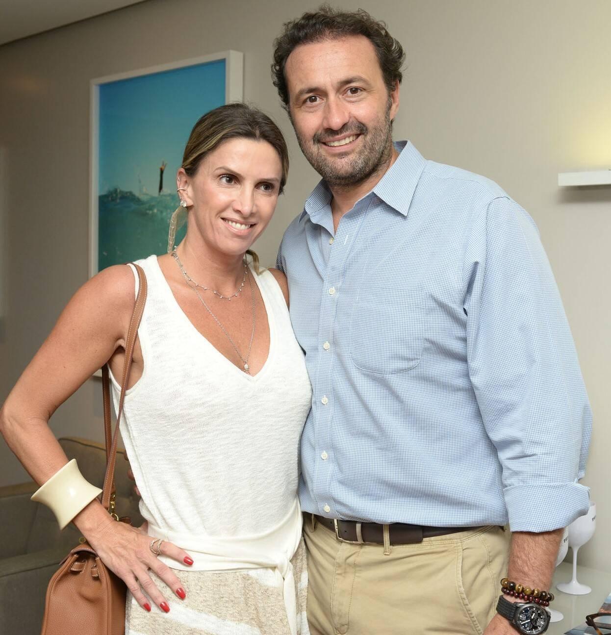 Silvia Vidigal Ramos e Denis Ramos  /Foto: Paula Zorzi