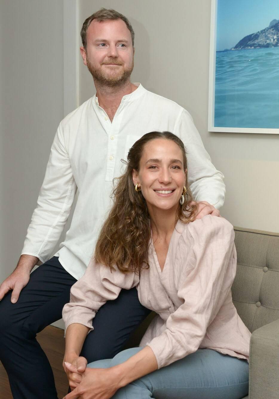 Tinko Czetwertynski e Paola de Orleans e Bragança  /Foto: Paula Zorzi