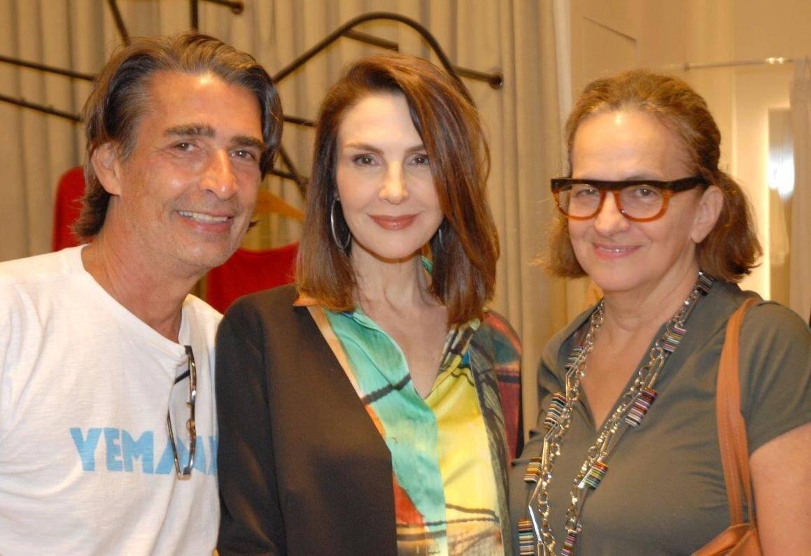 Aluizio Abranches, Toia Lemann e Carmen Penido / Foto: Marco Rodrigues