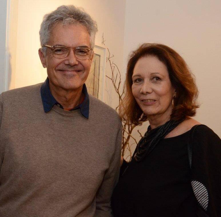 Lauro Cavalcanti e Carmen Aurélia