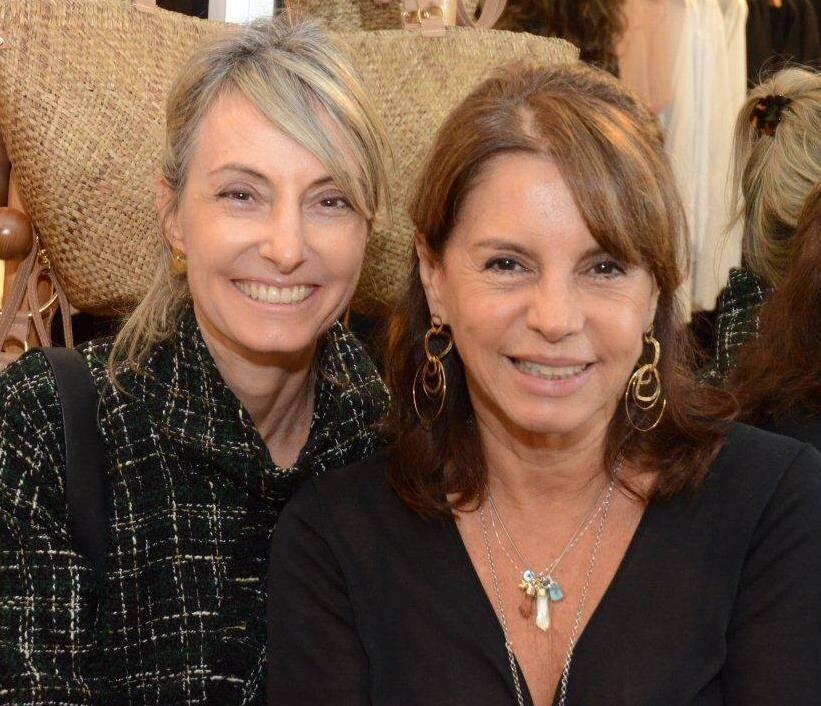 Patricia Marinho e Nina Luz