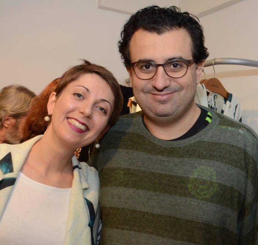 Giselle Wittmann e Augusto Guimarães