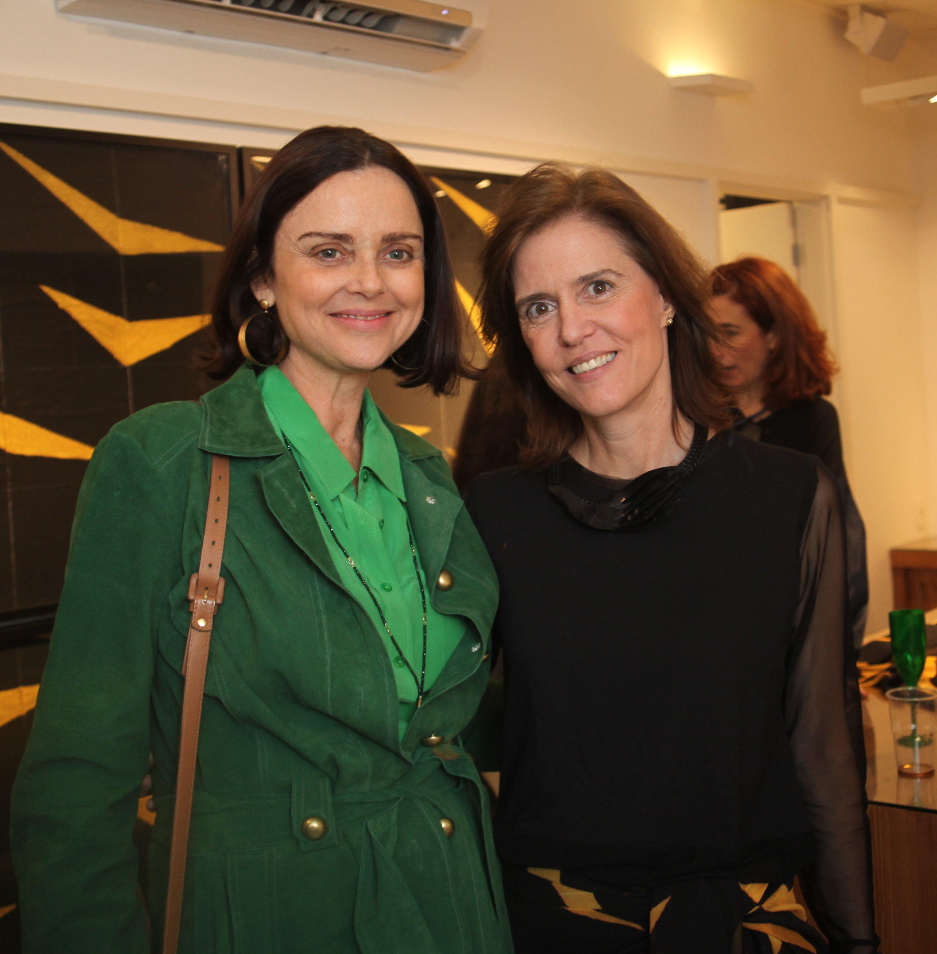 Andrea Muller e Kiss Paulino /Foto:  Karina Werner