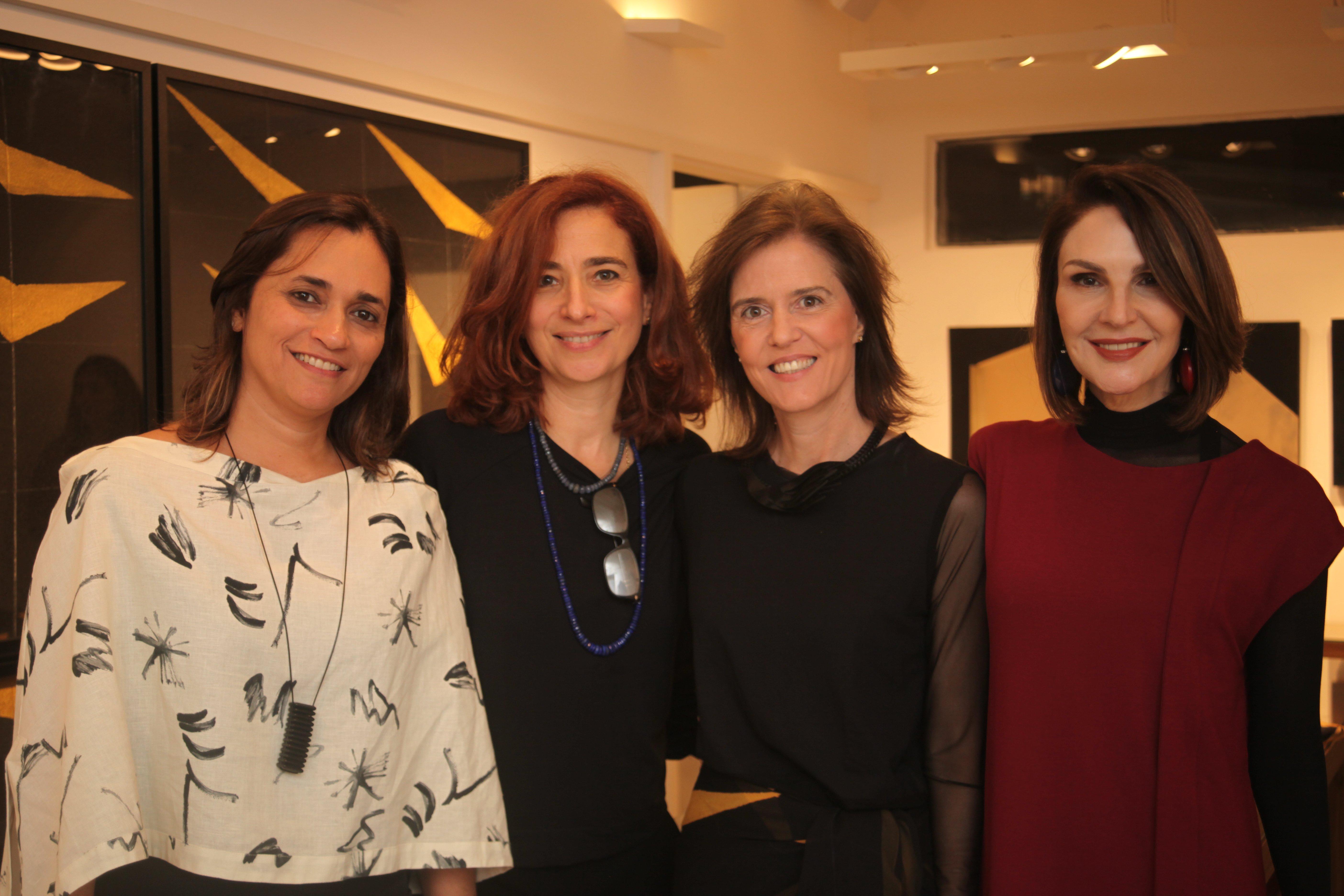 Gaby Indio, Anna Paola Protassio,Kiss Paulino e Toia Lemann/ Foto:  Karina Werner