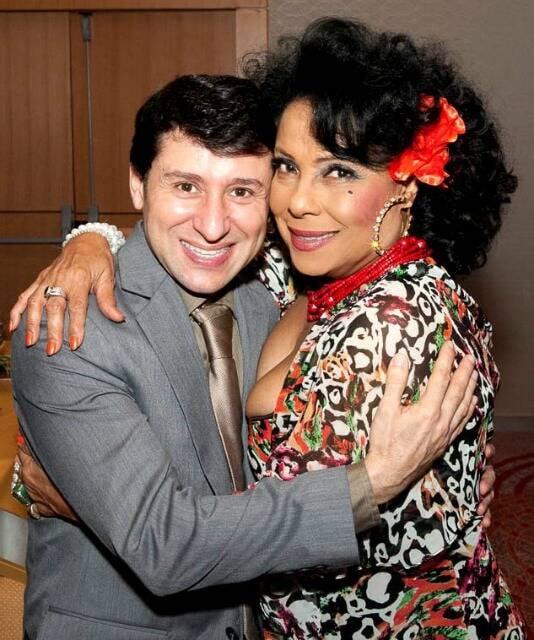 Tadeu Mello e Eliana Pittman