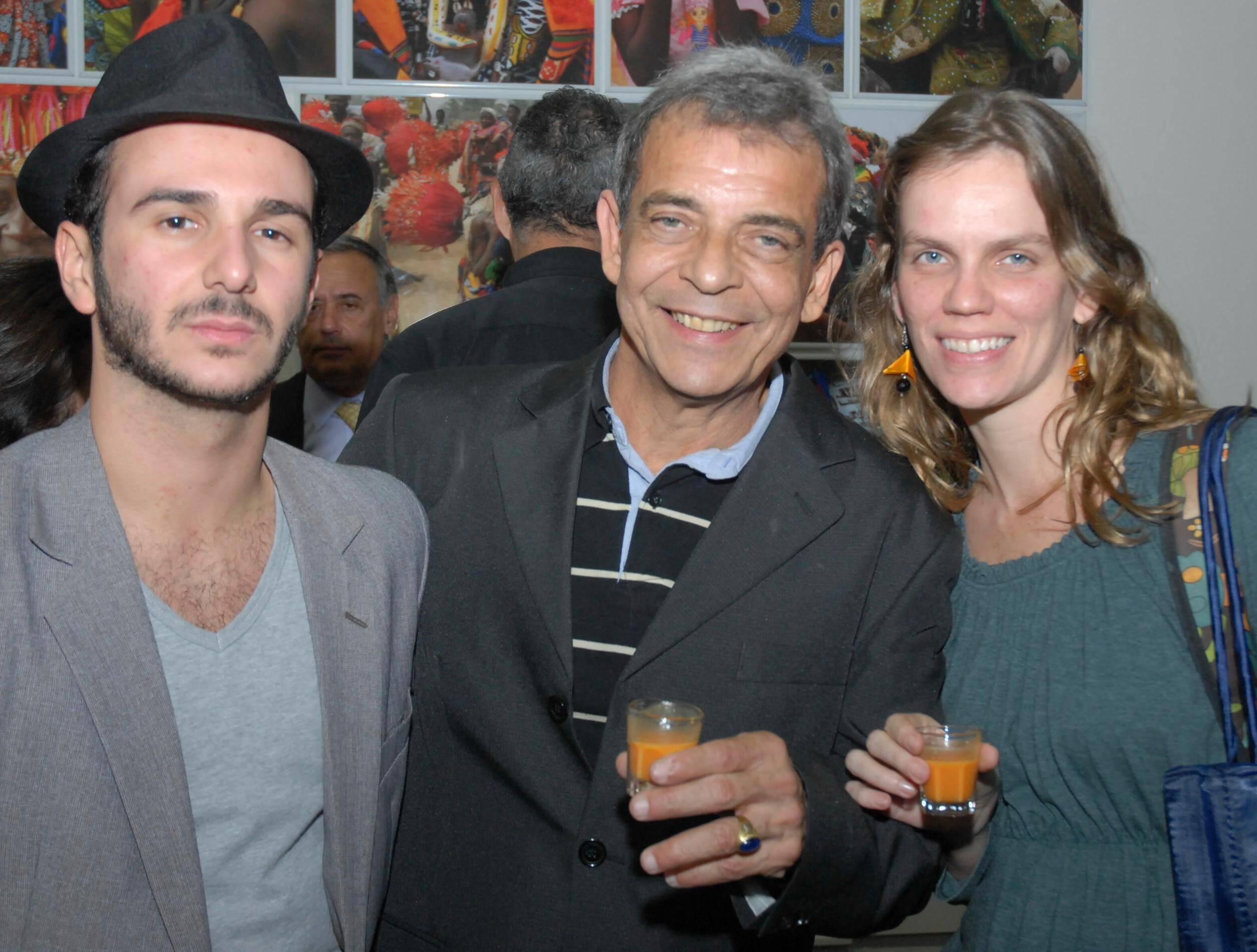 João Márcio D'Amaral, Enéas Valle e Priscila Piatanida