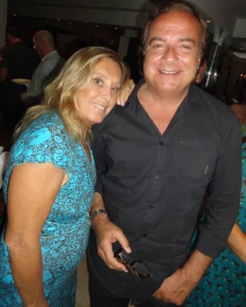 Giovanna Deodato e Dudu Gomes