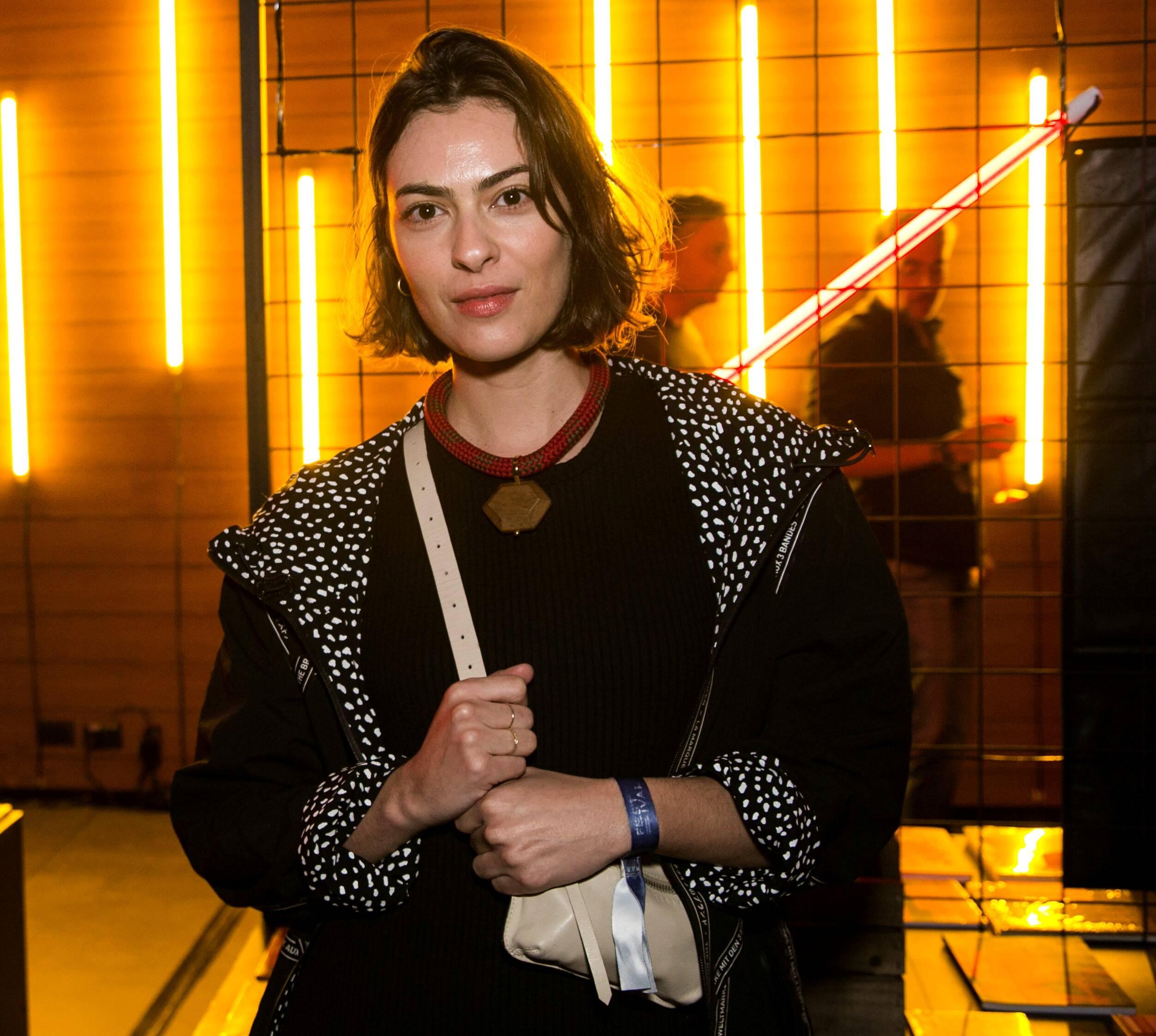 Isabel Wilker /Foto: Ricardo Toscani