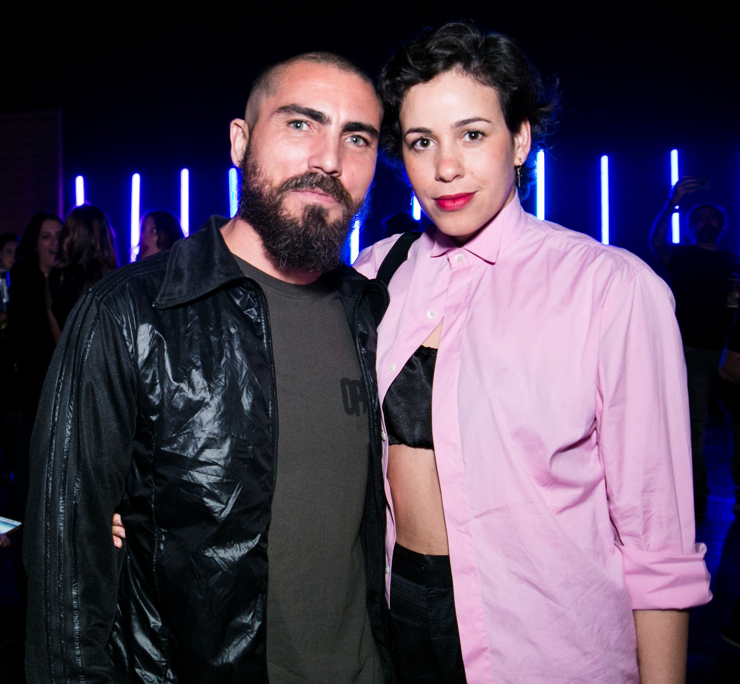 Ariel Ferraz e Ágatha Fidelis /Foto: Ricardo Toscani