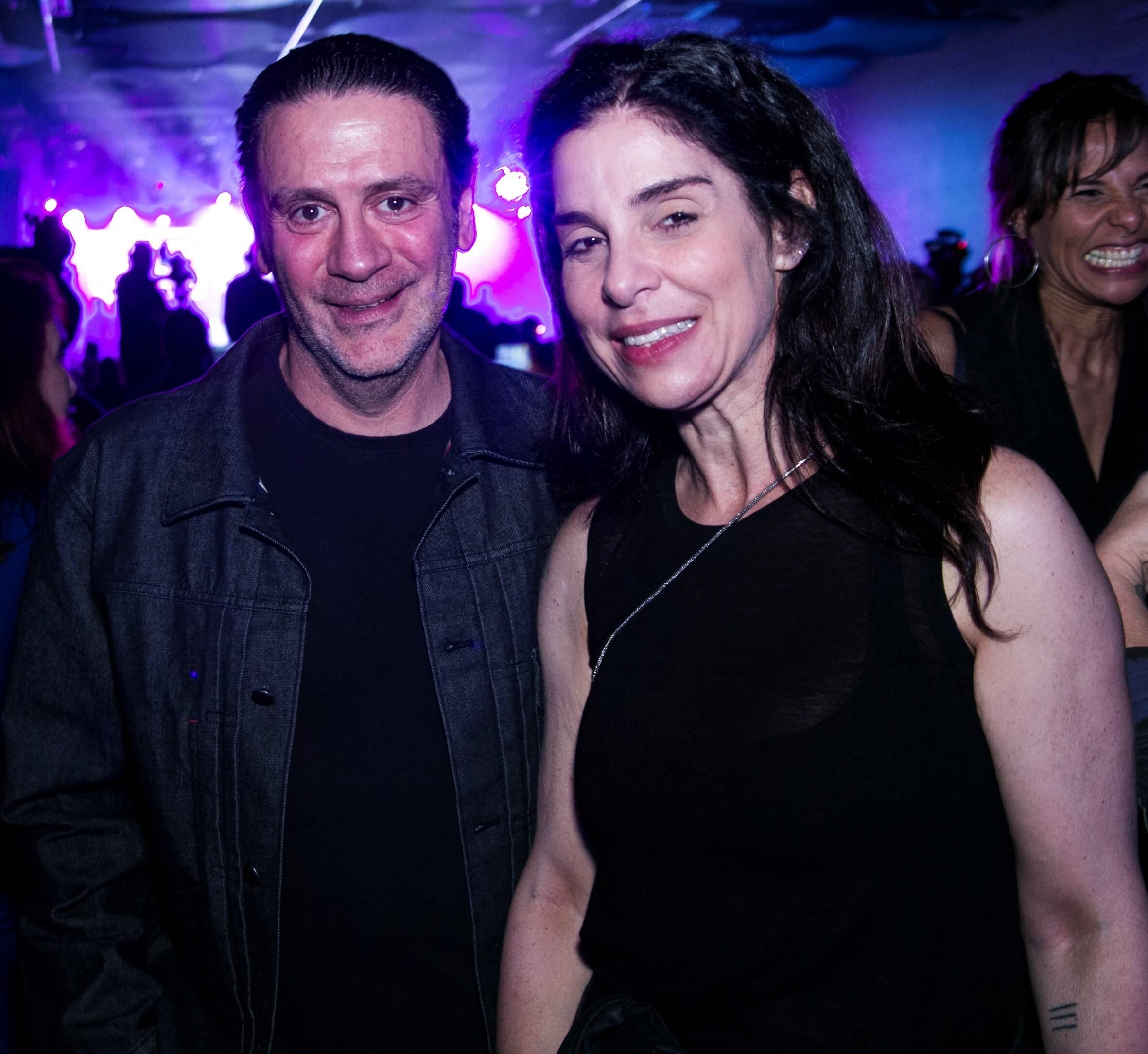 Roberto e Raquel Davidowicz /Foto: Ricardo Toscani