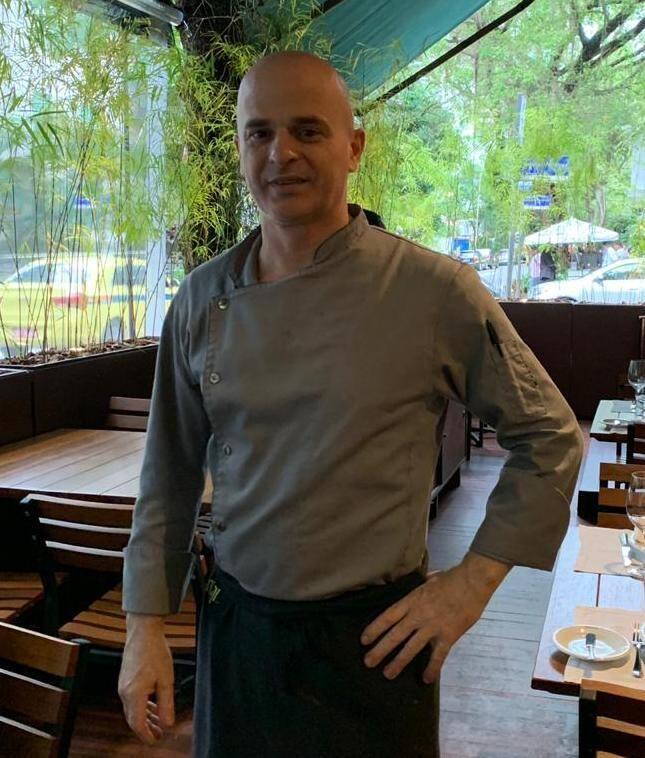 Luigi Moressa, chef do Gero / Foto: Divulgação