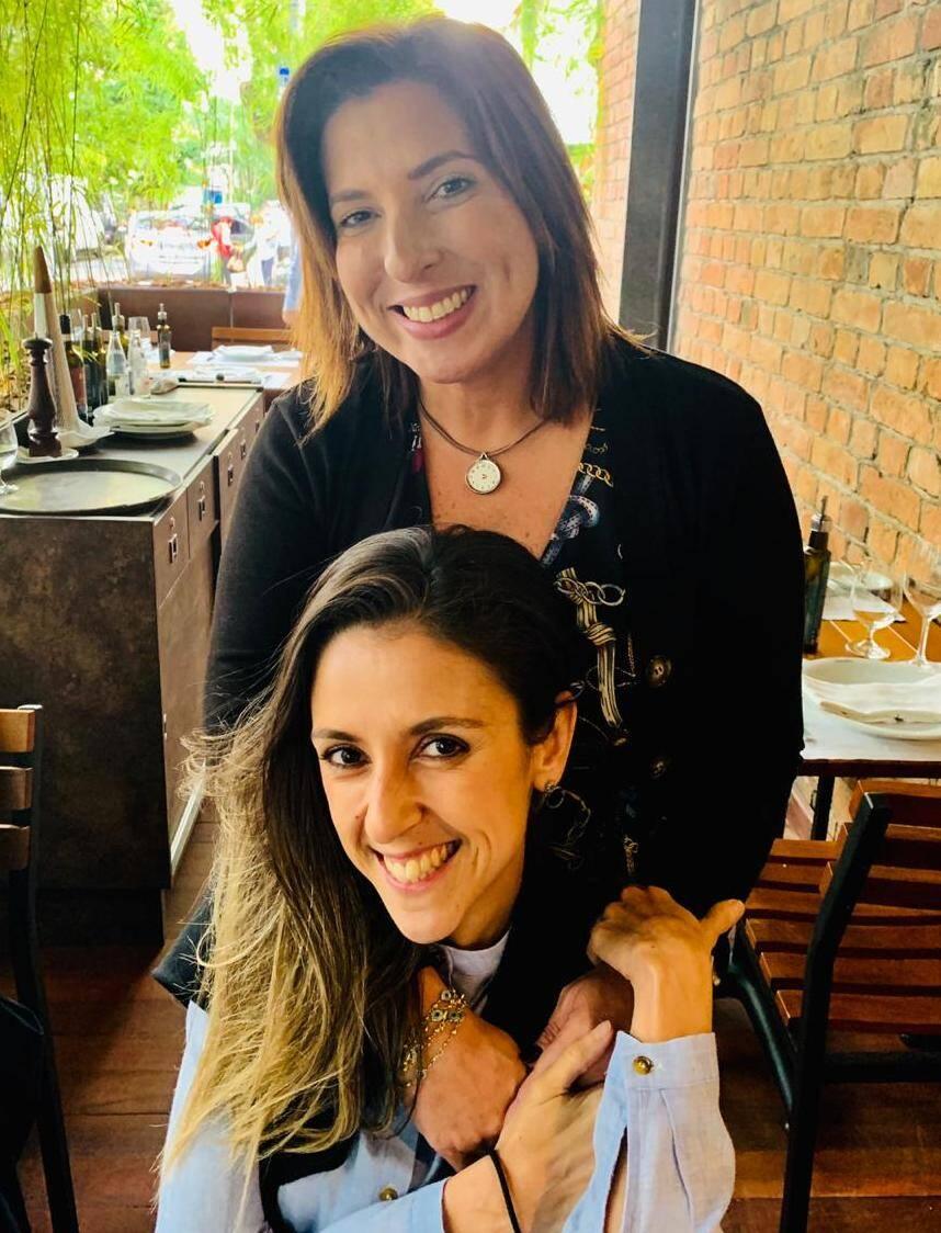 Maria Vargas e Malu Neves / Foto: Divulgação
