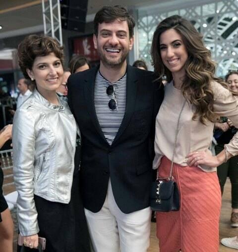 Ana Carolina Ralston, Bruno Astuto e Luiza Sobral