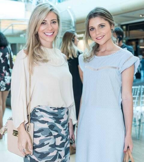Paola Trindade e Paula Bedran