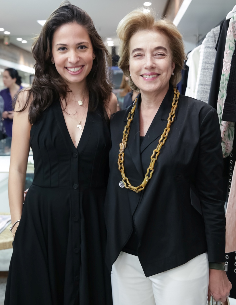 Ana Paula Joffe e Andrea Saletto