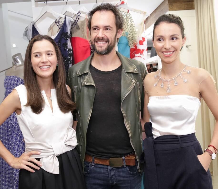 Daniel Funis, Joana Nolasco e Maria Mendes