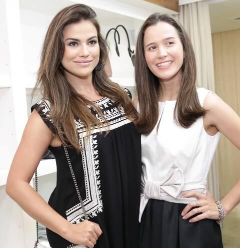 Laryssa Dias e Joana Nolasco