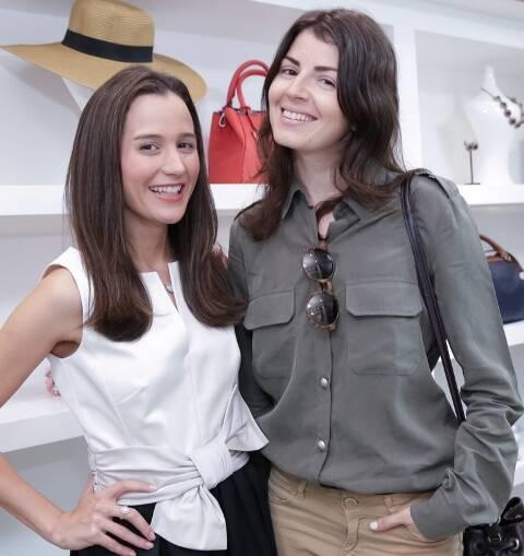 Mariana bastos e Joana Nolasco