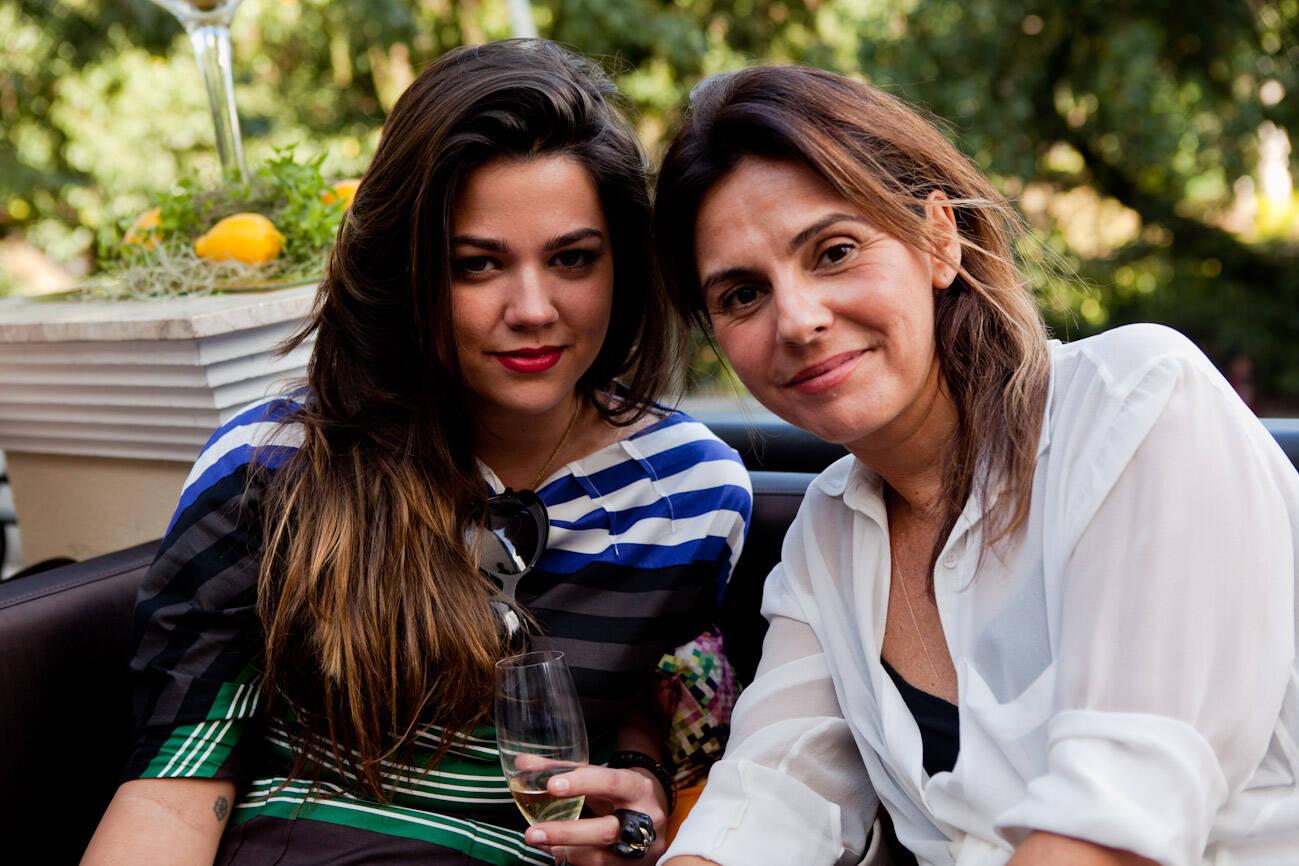 Betina de Lucca e Geisa Rabello