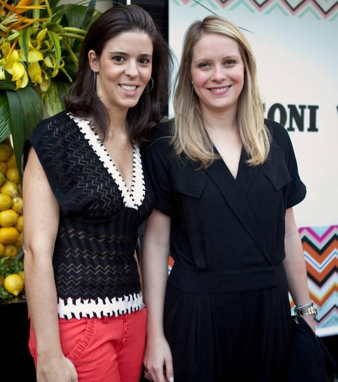 Giovanna Lamastra e Juliana Severiano Ribeiro