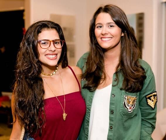 Antônia Pinto e Antônia de Lamare
