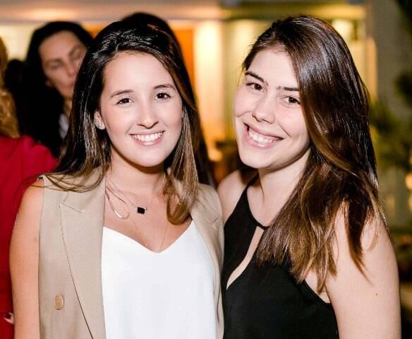Júlia Malta e Gabriela Tostes