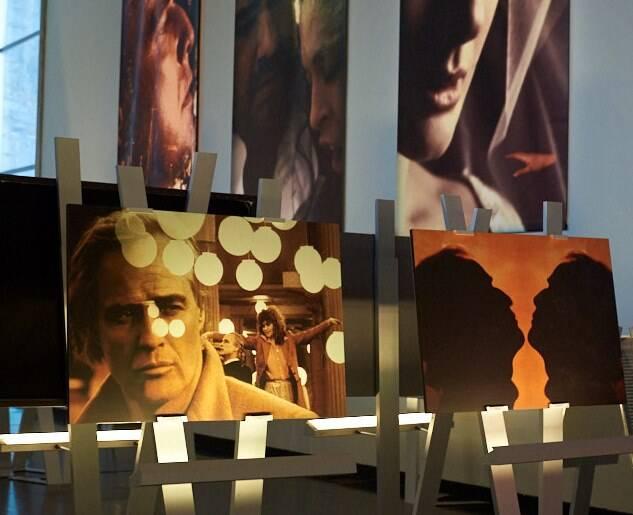 """Marlon Brando em dois momentos: no filme """"O último tango em Paris"""" e em """"Apocalipse Now"""""""