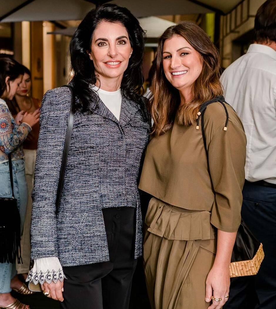 Antonia Frering e  Fernanda Picanço /Foto: Bruno Ryfer