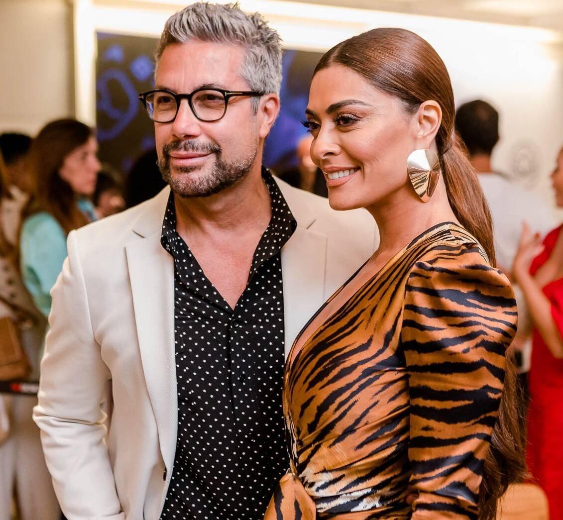 Fernando Torquatto e Juliana Paes /Foto: Bruno Ryfer