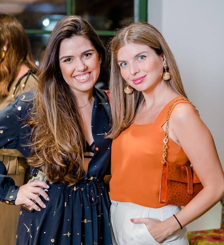 Isadora Nassif e Renata Garcia /Foto: Bruno Ryfer