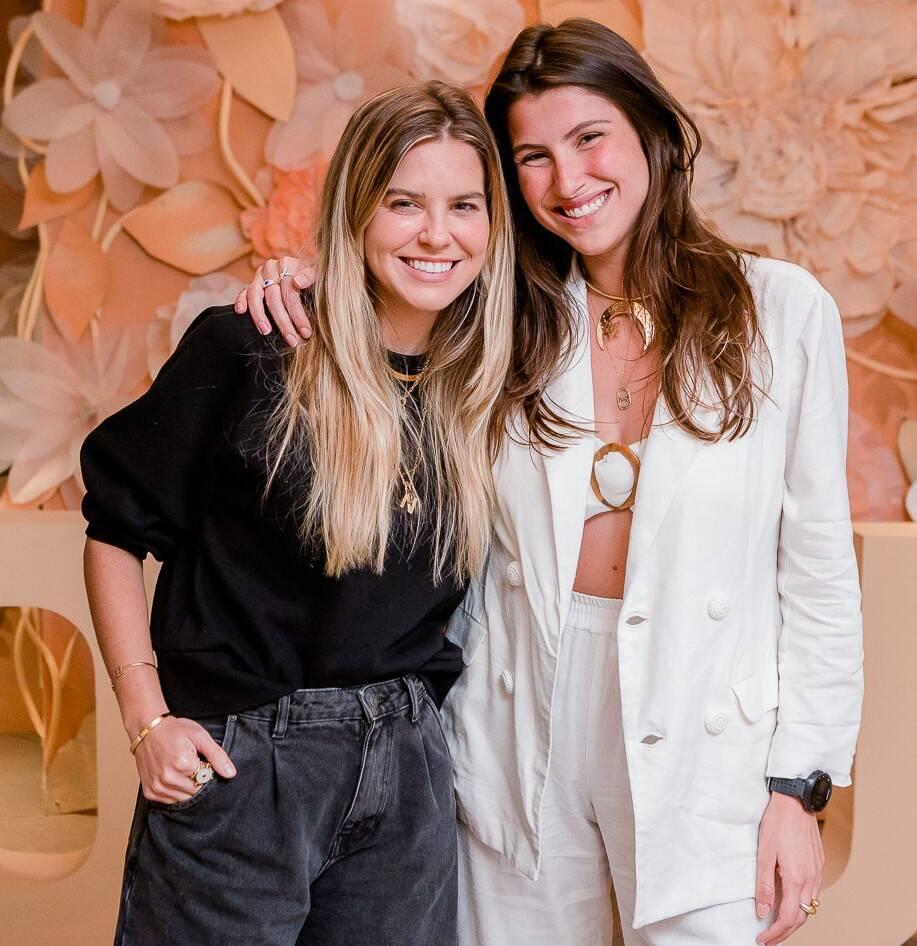 Nathalia Medeiros e Lara D'ávila /Foto: Bruno Ryfer