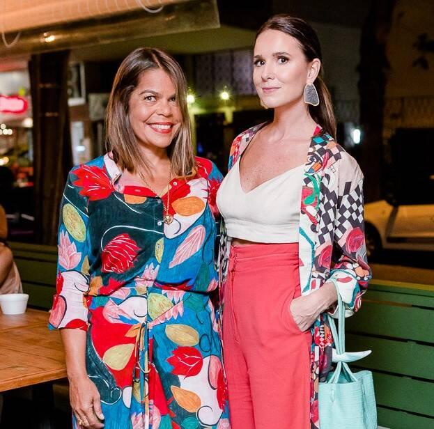 Daniela Falcão e Renata Zappellini /Foto: Bruno Ryfer
