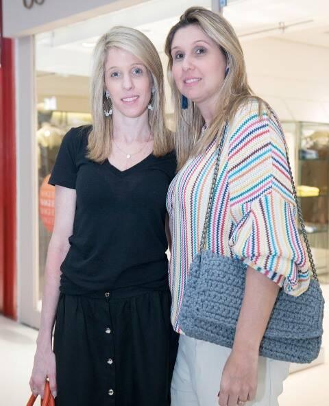 Isabela Lohmann e Maricy Severiano Ribeiro