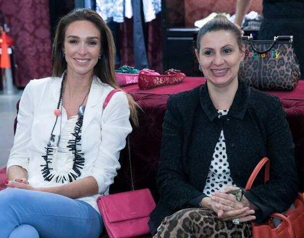 Lilian Pieroni e Andréa Junqueira