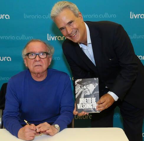 Washigton Olivetto e Luiz Lara