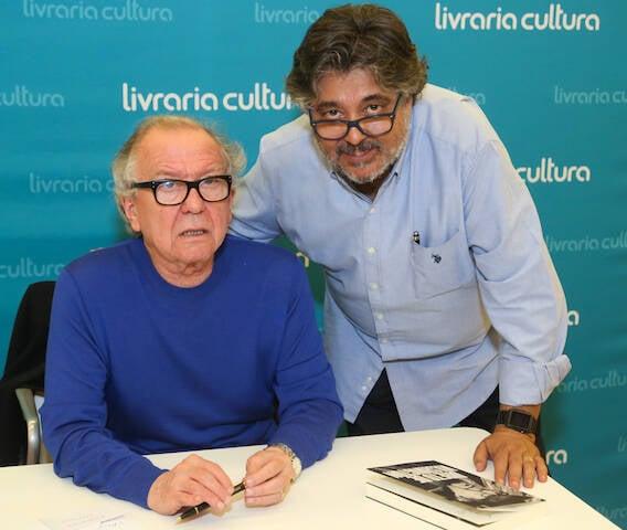 Washigton Olivetto e Paulo Gregoraci