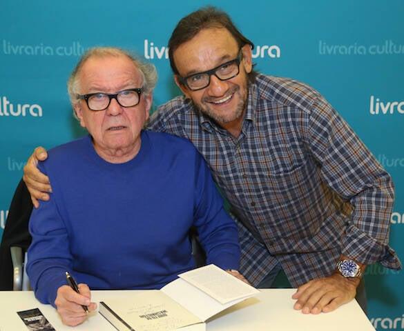 Washigton Olivetto e Pedro Sirotsky