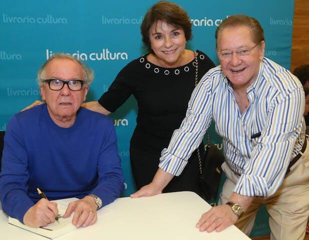 Washigton Olivetto, Rosa e Silvio Moraes