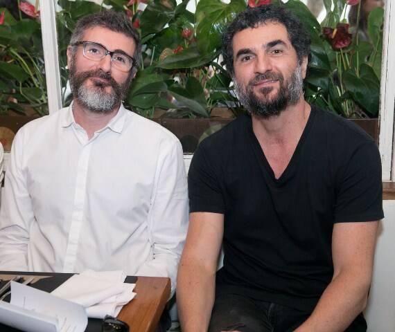 Duílio Sartori e Cello Macedo