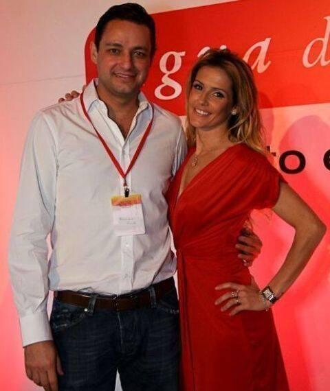 Henrique Pinto e Deborah Secco