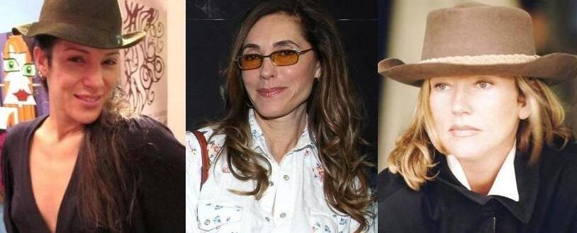 """Karen Couto, Christiane Torloni e Charlene Shorto: todas adeptas do tratamento carinhoso """"bebê"""""""