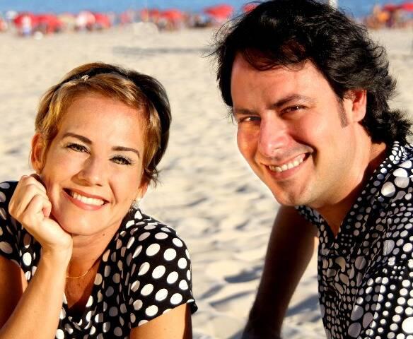Andrea Veiga e Marcelo Nogueira - Janderson Pires