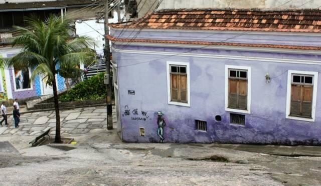 festa jardim do morro : festa jardim do morro:As ruas e ladeiras do Morro da Conceição, na região portuária da