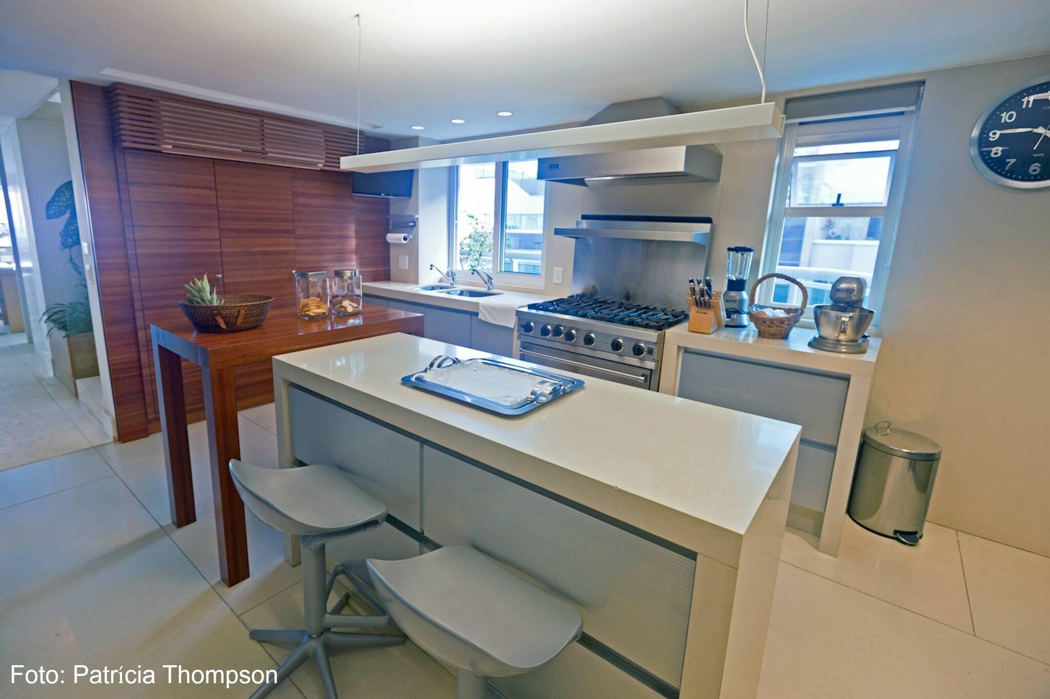Galerias Lu Lacerda Ig ~ Balcão Grande Para Cozinha Acozinha Com Sala De Jantar
