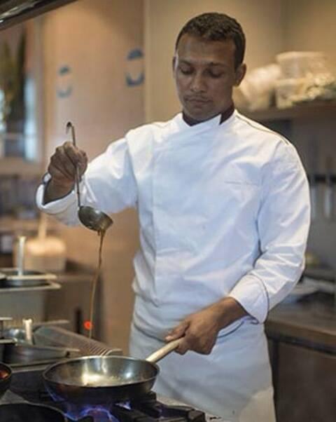 Lomanto: de chef pâtissier a chef executivo da rede Quadrifoglio / Foto: divulgação