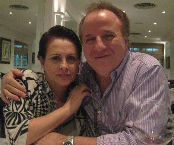Conceição e Paolo Neroni: o casal de chefs está de volta ao Margutta Ipanema / Foto: Divulgação