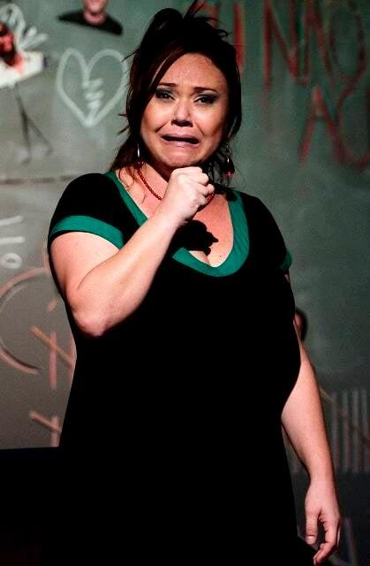 A peça de Renata Tobelem vai ficar em cartas às terças e quartas-feiras, até 29 de outubro, no Teatro Leblon/ Foto: Guga Melgar